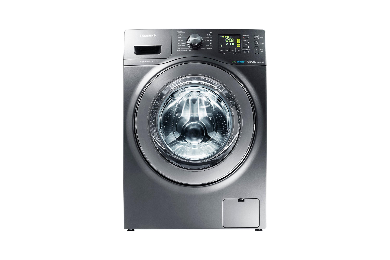 Máy giặt sấy Samsung WD106U4SAGD (WD106U4SAGD/SV) - Lồng ngang, 10.5 Kg
