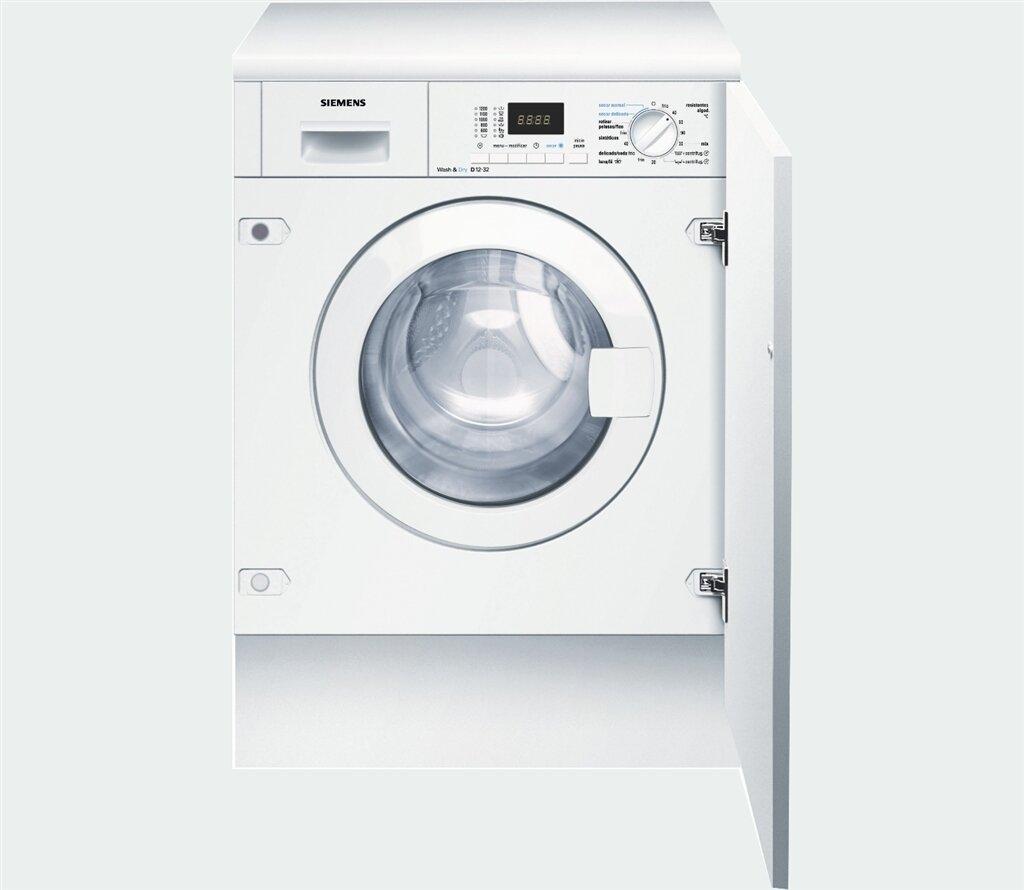 Máy giặt Siemens WK12D320EE