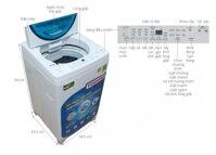 Máy giặt Toshiba AW-F920LV WB 8.2 kg