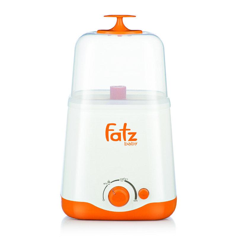 Máy hâm sữa đa năng thế hệ mới Fatzbaby FB3012SL (FB3012)
