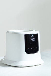 Máy hâm sữa tiệt trùng Moaz BeBe MB-006
