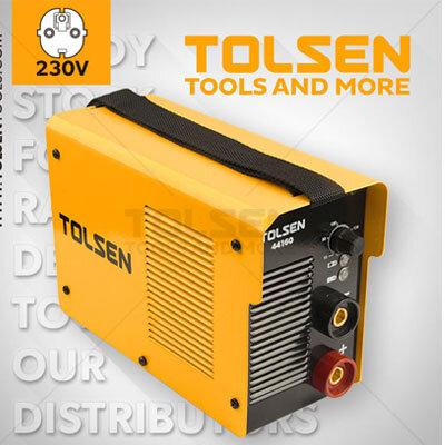Máy hàn điện tử 160 Tolsen 44016