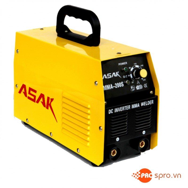 Máy hàn điện tử Asak MMA-200S
