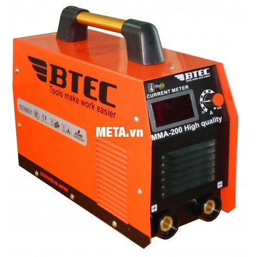 Máy hàn điện tử BTEC MMA-200