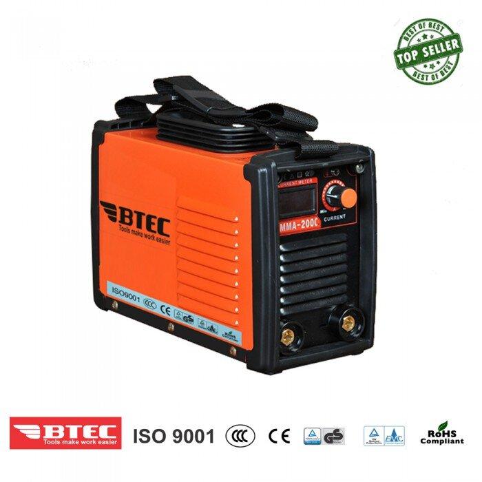 Máy hàn điện tử BTEC MMA-200C