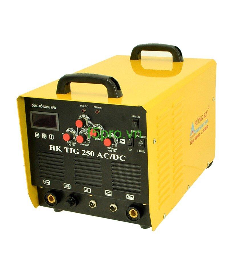 Máy hàn điện tử HK TIG 200AC/DC (TIG 200 AC/DC)
