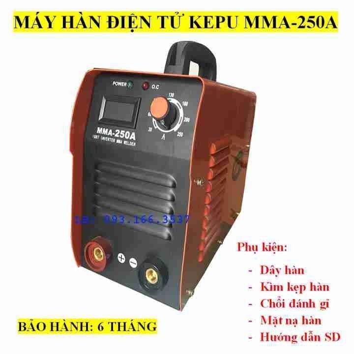 Máy hàn điện từ Kepu MMA- 250A