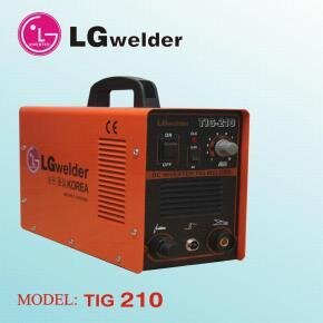 Máy hàn điện tử LG tig 210