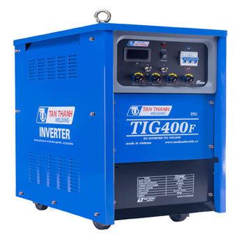 Máy hàn điện tử Tân Thành TIG400F