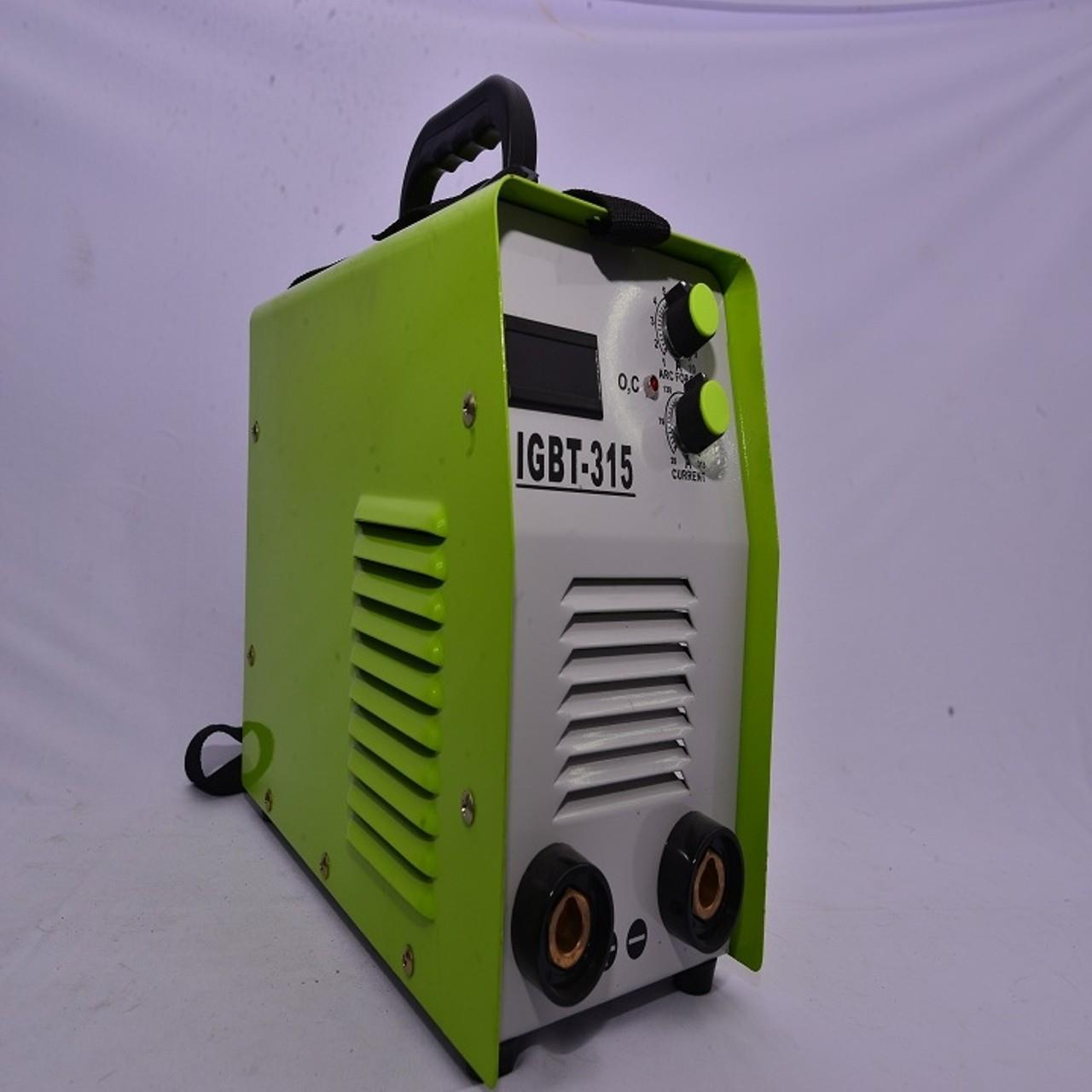 Red Ant Welding Machine Igbt 160a Travo Las Red Ant 160 Referensi Source · N i b n Igbt