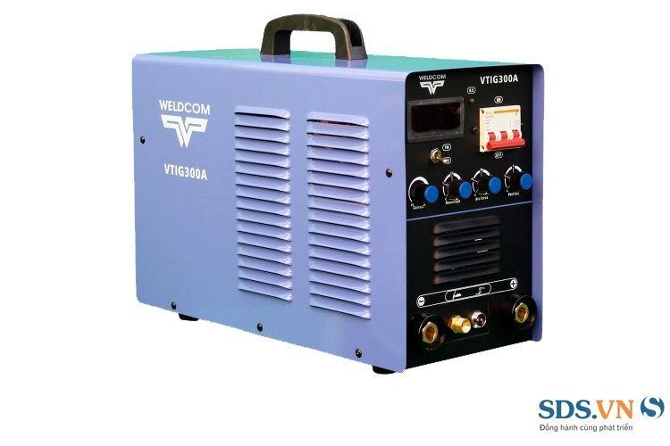 Máy hàn que TIG dùng điện Weldcom VTIG 300