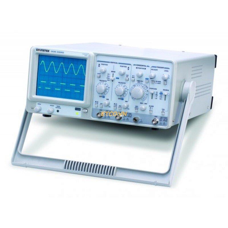 Máy hiện sóng tương tự Gwinstek GOS-635G