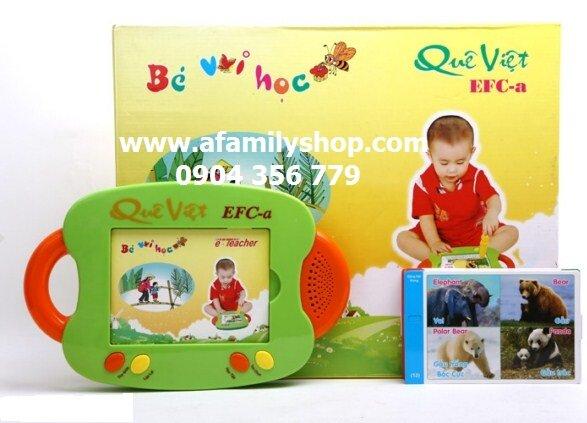 Máy học ngoại ngữ Quê Việt EFC-a