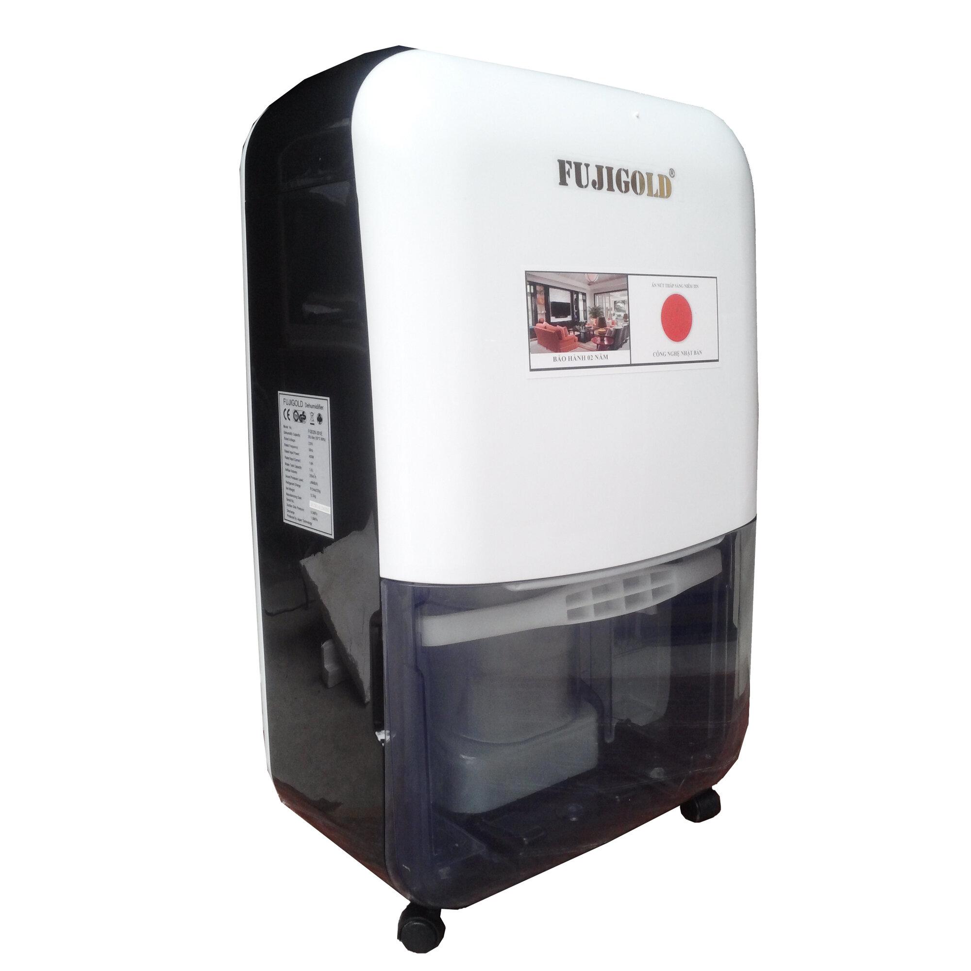 Máy hút ẩm Fujigold FGD20-201E - 20l