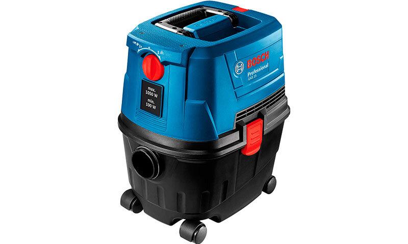 Máy hút bụi Bosch GAS 15PS - 15 lít, 1100W
