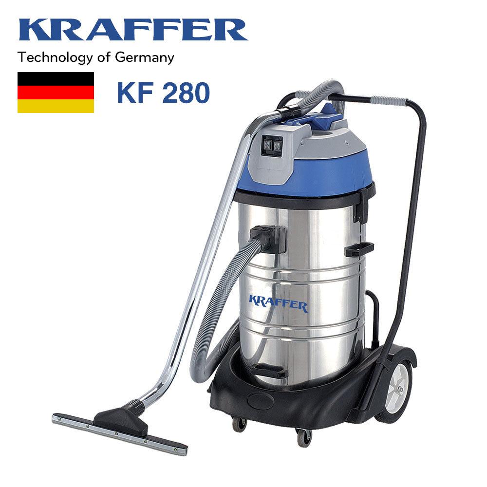 Máy hút bụi công nghiệp Krafer KF 280 - 90L