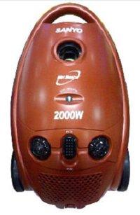Máy hút bụi SANYO SC-204C