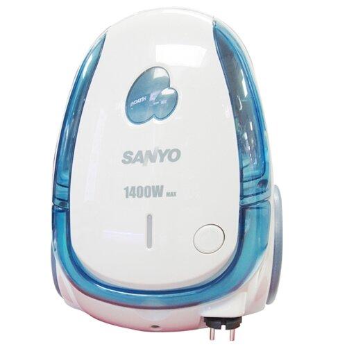 Máy hút bụi Sanyo SC-D33F - 0.8 lít, 1400W