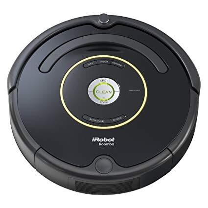 Máy hút bụi tự động iRobot Roomba 650