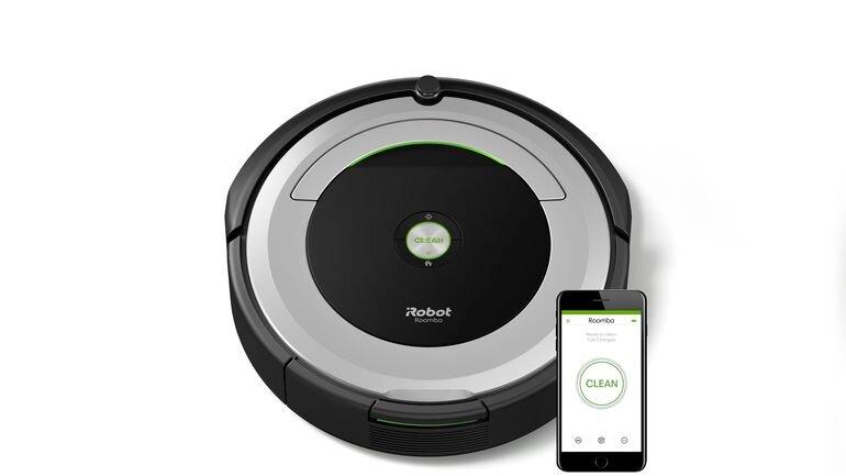 Máy hút bụi tự động iRobot Roomba 690