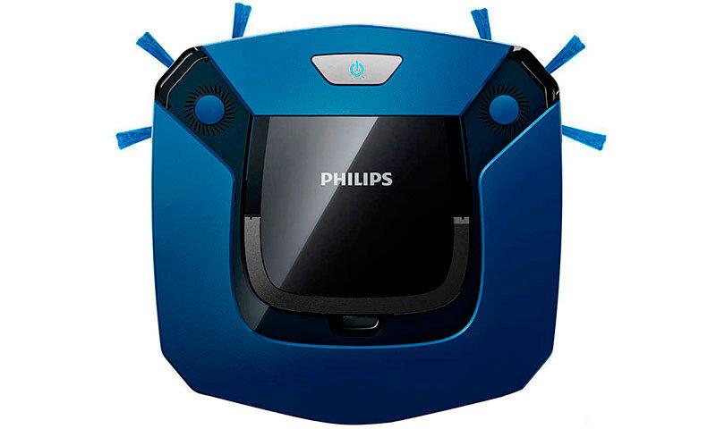 Máy hút bụi tự động Philips FC8792 - 0.4 lít