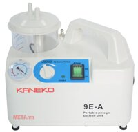 Máy hút dịch Kaneko 9E-A, 1 bình