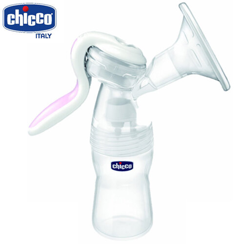 Máy hút sữa bằng tay Chicco Wellbeing 57401