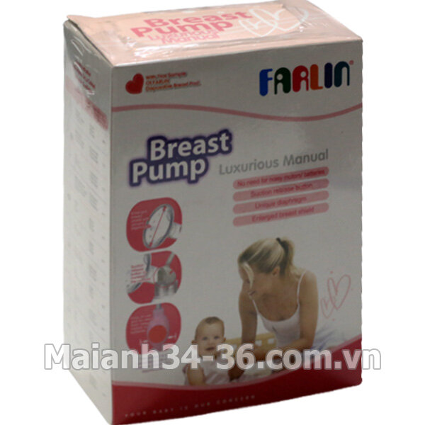 Máy hút sữa Farlin BF640 (BF.640)