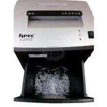 Máy hủy tài liệu Hpec C2112
