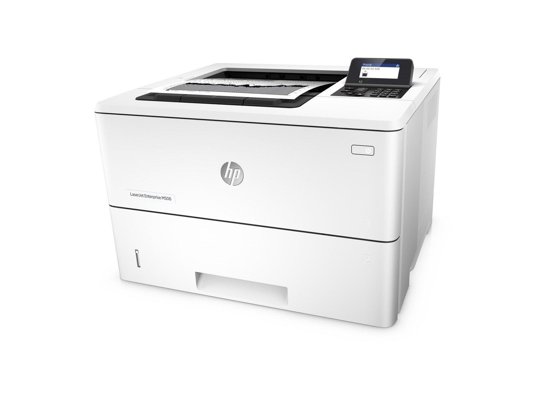Máy in HP LaserJet Enterprise M506dn (F2A69A)