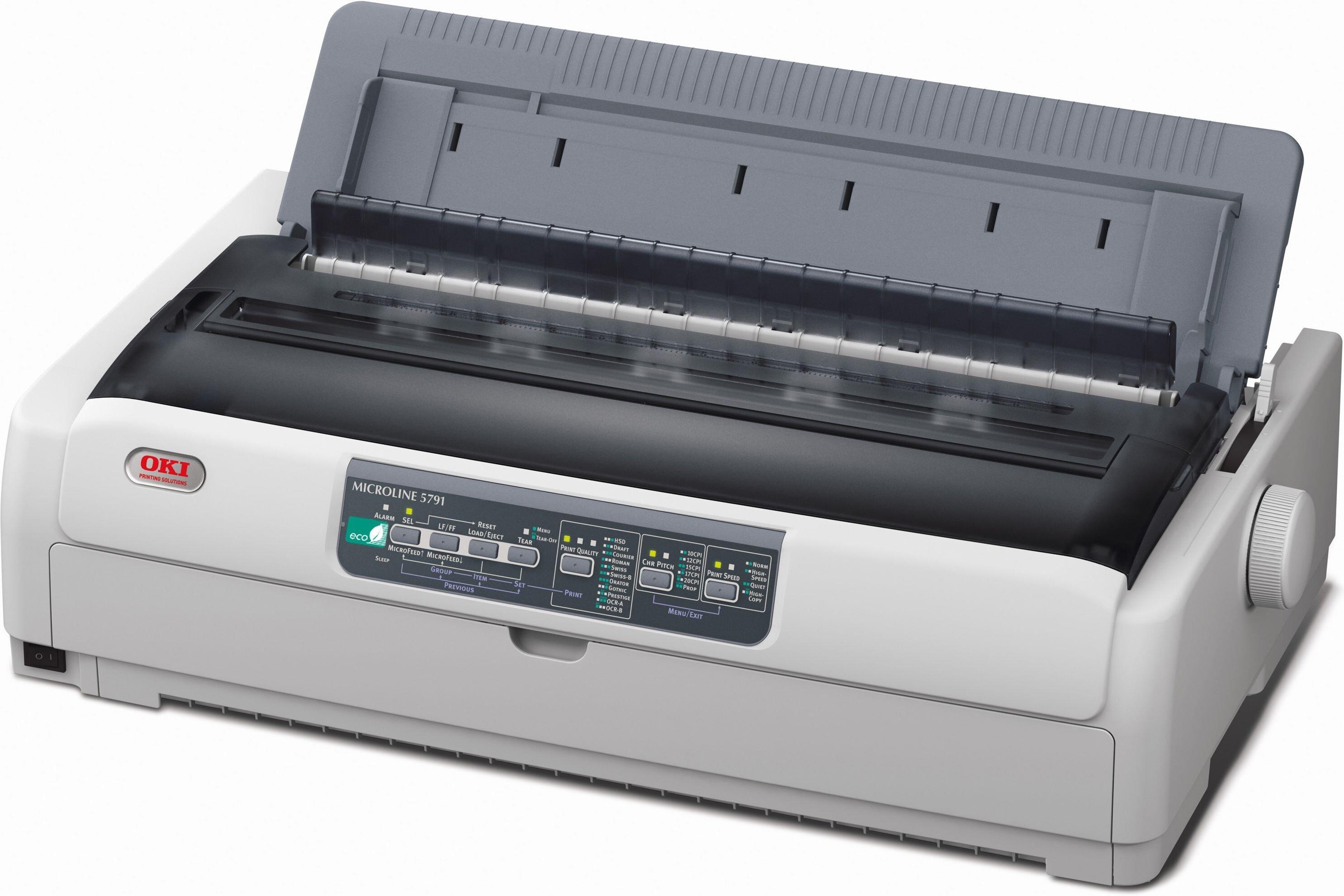 Máy in kim Oki ML-5791 - A4