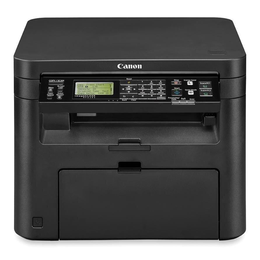 Máy in laser đen trắng đa chức năng Canon MF212W - A4