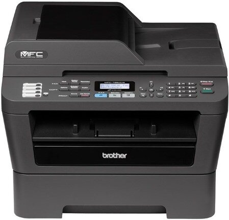 Máy in laser đen trắng đa năng (All-in-one) Brother MFC7860DW (MFC-7860-DW) - A4