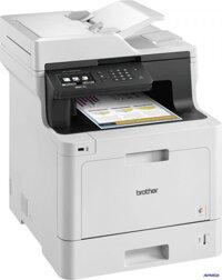 Máy in laser màu Brother MFC-L8690CDW, In, Scan, Copy, Fax, Duplex, Wifi