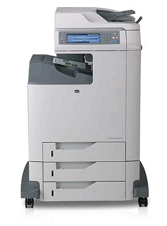 Máy in laser màu đa năng HP CM4730 MFP - A4