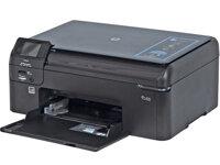 Máy in laser màu đa năng (All-in-one) HP Photosmart B110A - A4