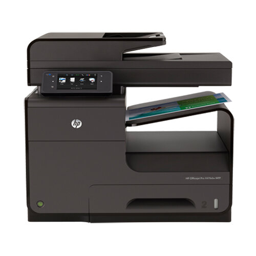 Máy in laser màu đa năng (All-in-one) HP Officejet Pro X476DW MFP - A4