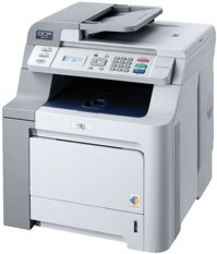 Máy in laser màu đa năng (All-in-one) Brother DCP-9040CN - A4