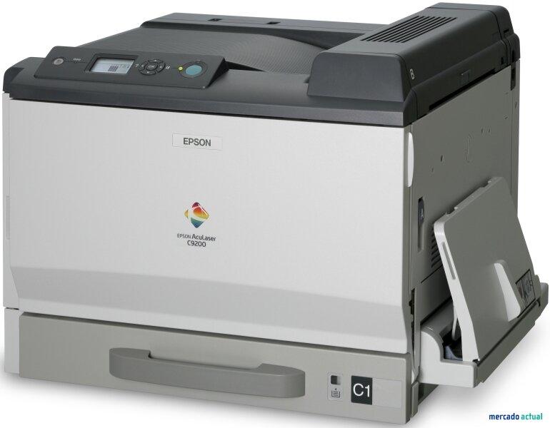 Máy in laser màu Epson Aculaser C9200N - A3