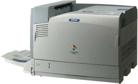 Máy in laser màu Epson AcuLaser C9100 - A3