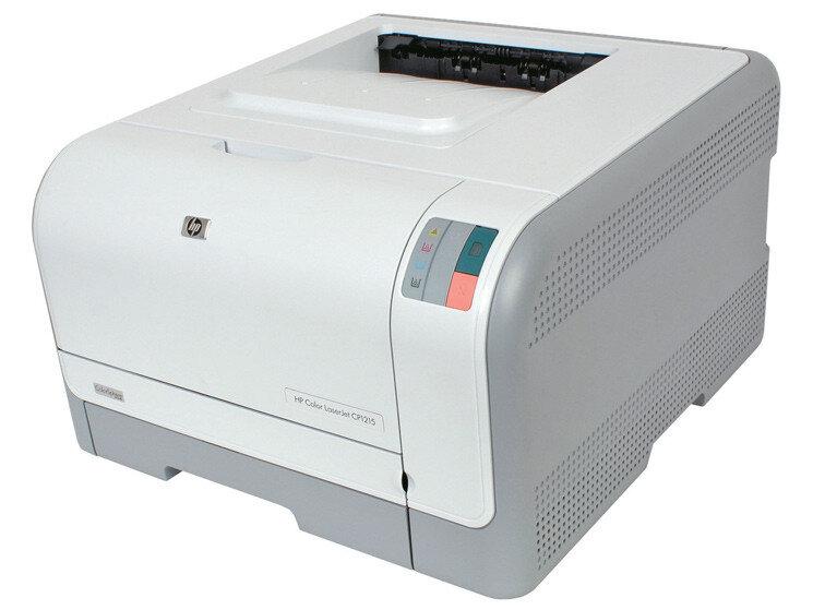 Máy in laser màu HP CP1215 - A4