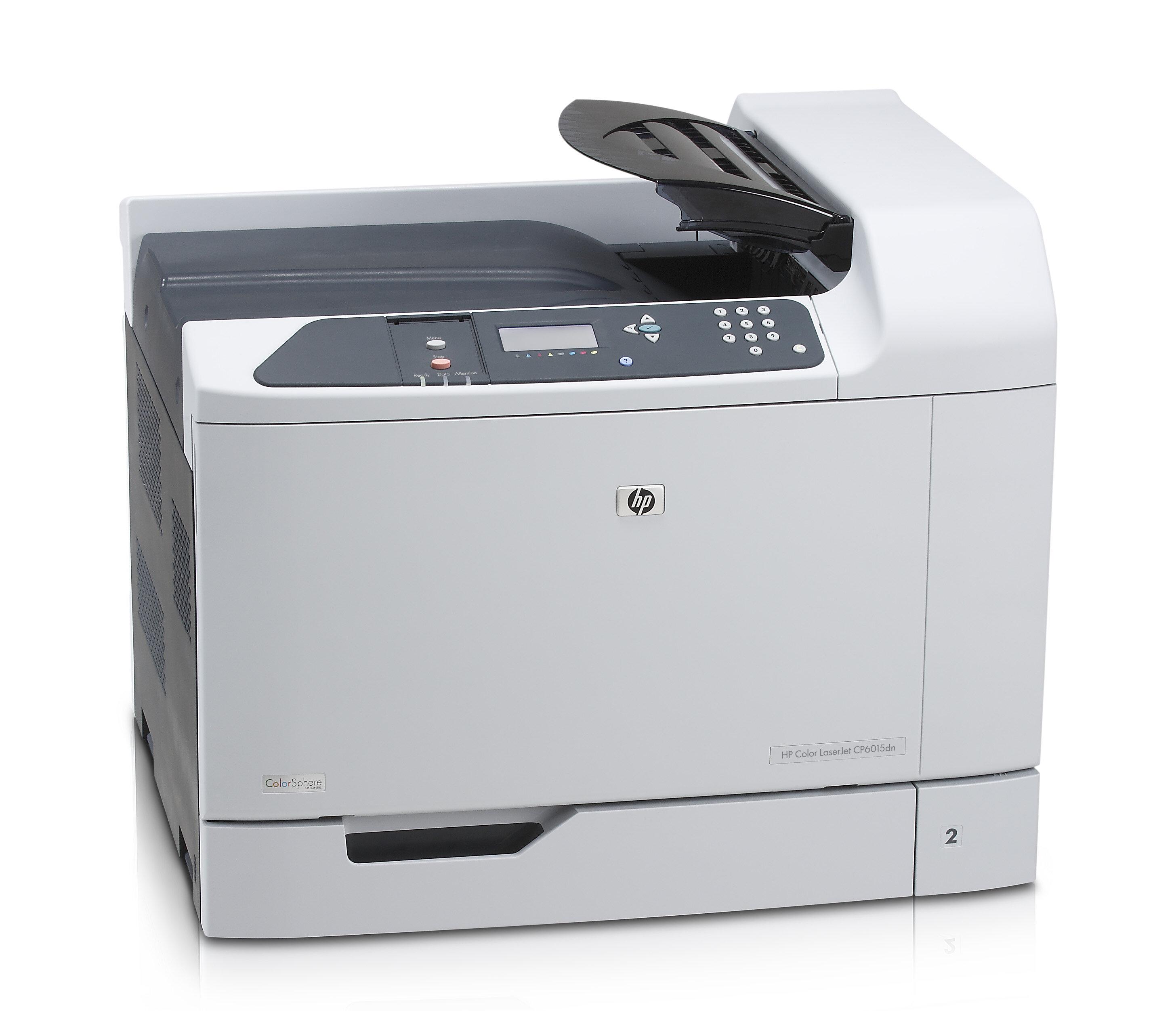 Máy in laser màu HP CP6015DN - A3
