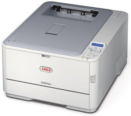 Máy in laser màu Oki C301DN - A4