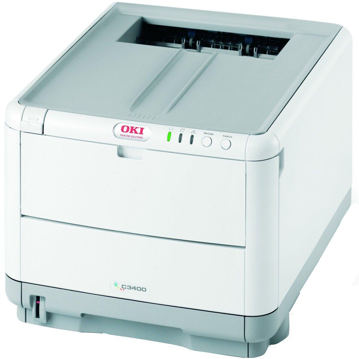 Máy in laser màu Oki C3400N - A4