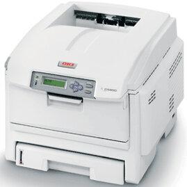 Máy in laser màu Oki C5850N - A4
