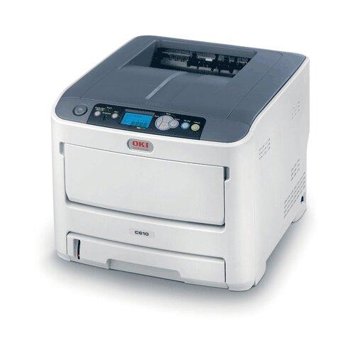 Máy in laser màu Oki C610N - A4