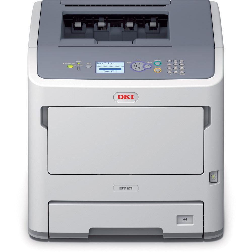 Máy in laser trắng đen Oki B721DN
