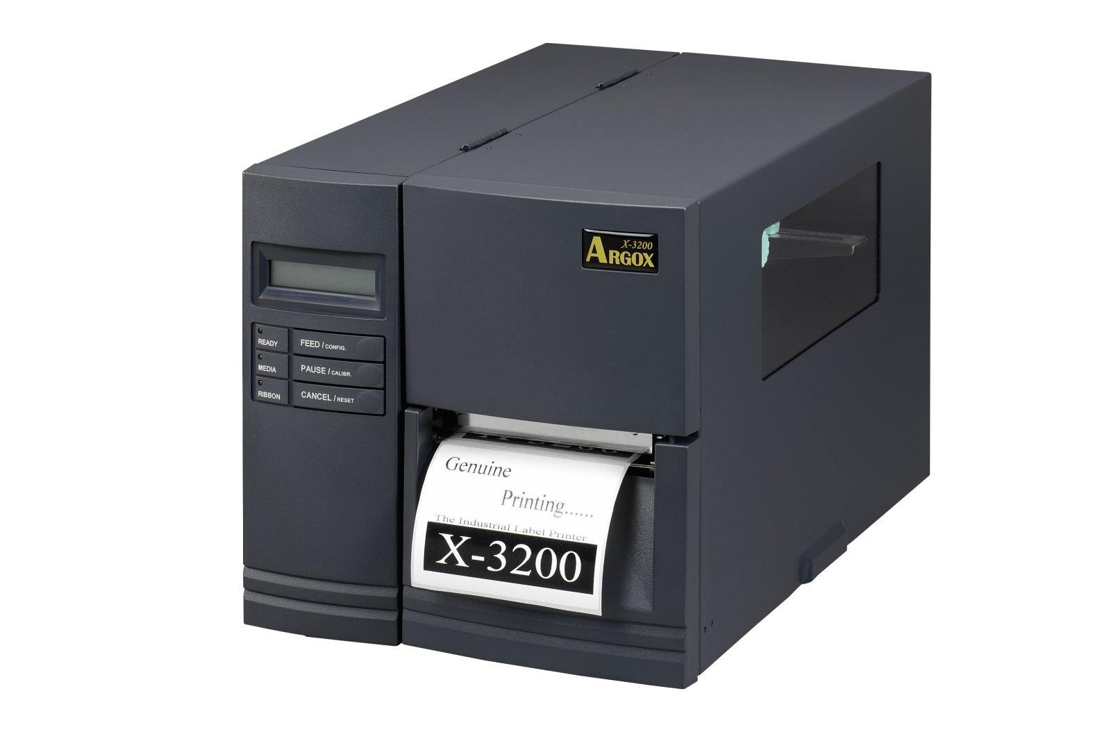 Máy in mã vạch Argox X 2000+