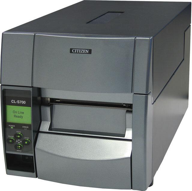 Máy in mã vạch Citizen CL-S700 (CLS-700)