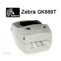 Máy in mã vạch Zebra GK888T (GK-888T)